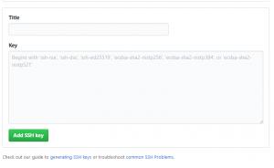 GitHub_ssh